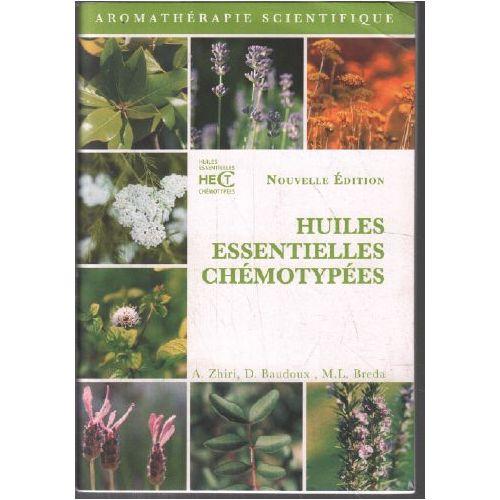"""Eyeslipsface """"Livret Huiles Essentielles Chémotypées - Nouvelle Edition (0000) 1"""""""