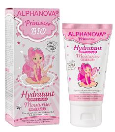 "Eyeslipsface ""Hydratant Princesse corps & visage Bio- 50ml -ALPHANOVA (17838056) 50"""