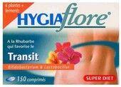 """Eyeslipsface """"Hygiaflore Transit - 150 comprimés - -SUPER DIET (12.0047) 150"""""""