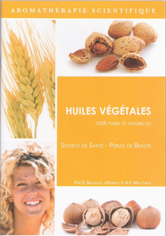 """Eyeslipsface """"Livret Huiles Végétales - Nouvelle Edition (0000) 1"""""""