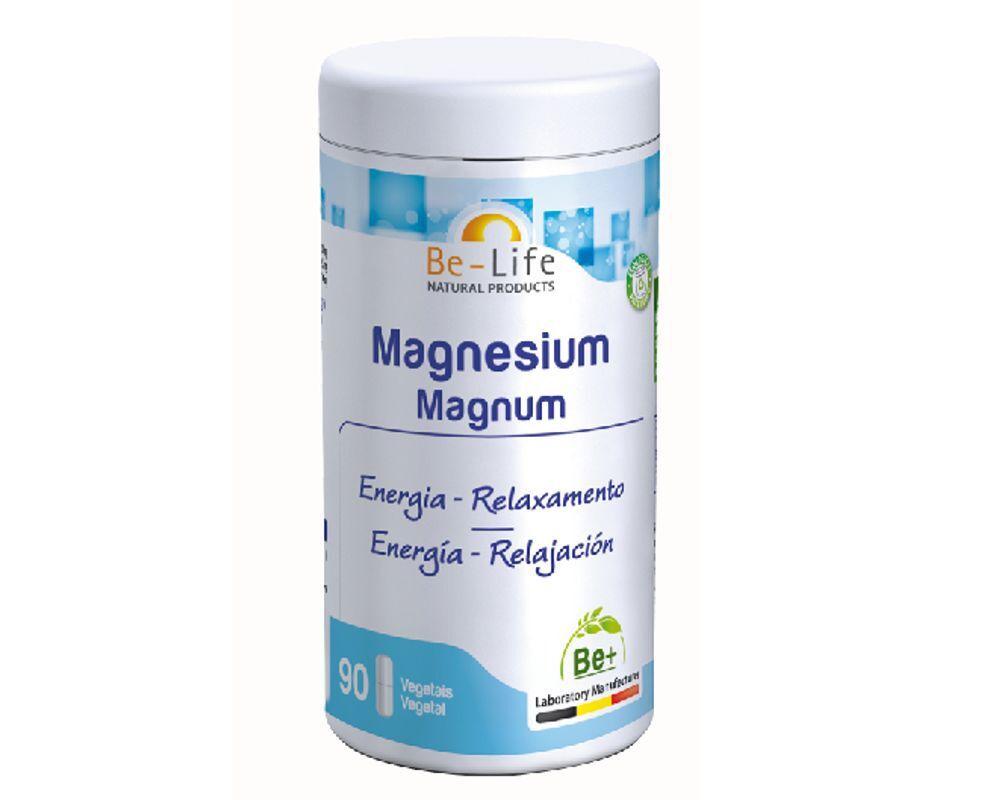"Eyeslipsface ""Magnésium Magnum 90 gélules – BE-LIFE (27013028) 90"""