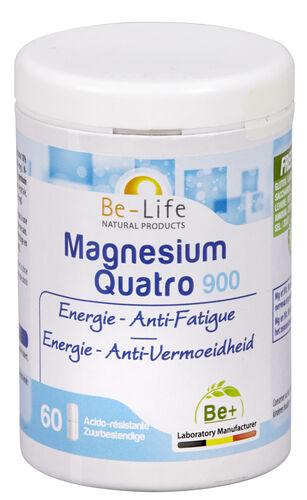 "Eyeslipsface ""Magnésium Quatro 900 60 gélules – BE-LIFE (27013094) 60"""