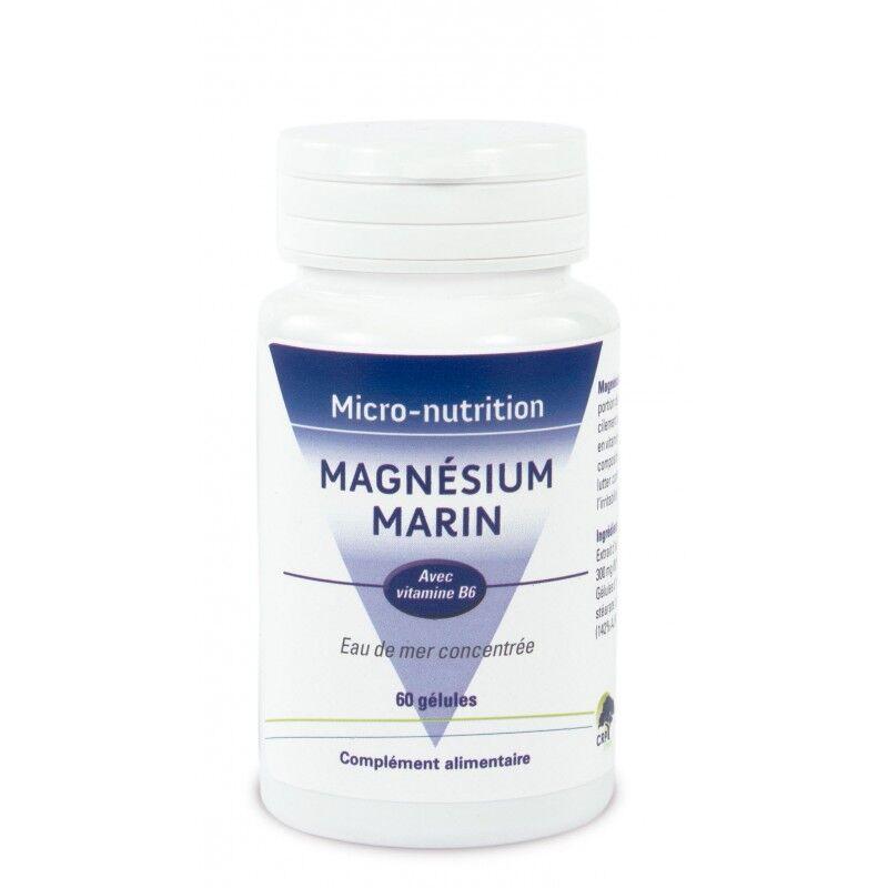 "Eyeslipsface ""Magnésium marin- 60gellules -CRP (0000) 60"""
