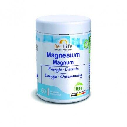 "Eyeslipsface ""Magnésium Magnum 60 gélules – BE-LIFE (27013026) 60"""