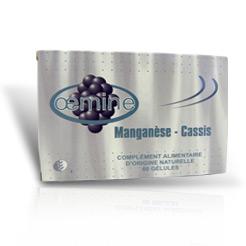 """Eyeslipsface """"Oemine Manganèse Cassis -PHYTOBIOLAB -OEMINE (EAN 3760099170479) 60"""""""