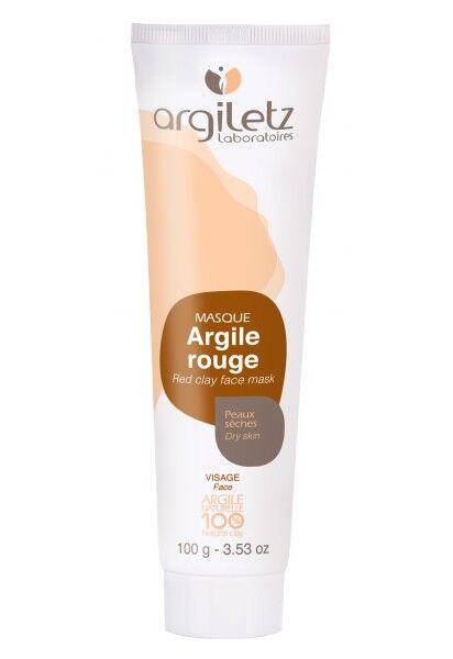 "Eyeslipsface ""Masque argile rouge - 100 g - ARGILETZ (01830075) 100"""