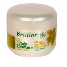 "Eyeslipsface ""Masque capillaire restructurant pot 250 ml- BELIFLOR (03233233) 250"""