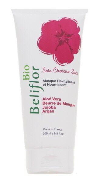 "Eyeslipsface ""Masque revitalisant cheveux secs BIO 200ml- BELIFLOR (032 33 325) 200"""