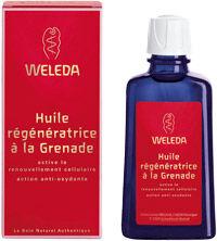 "Eyeslipsface ""Huile régénératrice à la Grenade - 100 ml -WELEDA (17.6965) 100"""