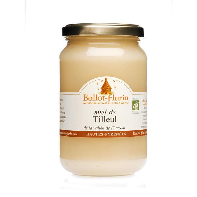 """Eyeslipsface """"Miel de Tilleul bio 480g - BALLOT FLURIN (0000) 480"""""""