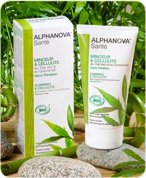 "Eyeslipsface ""Soin minceur & cellulite sans caféine Bio- 150ml -ALPHANOVA (17831003) 150"""