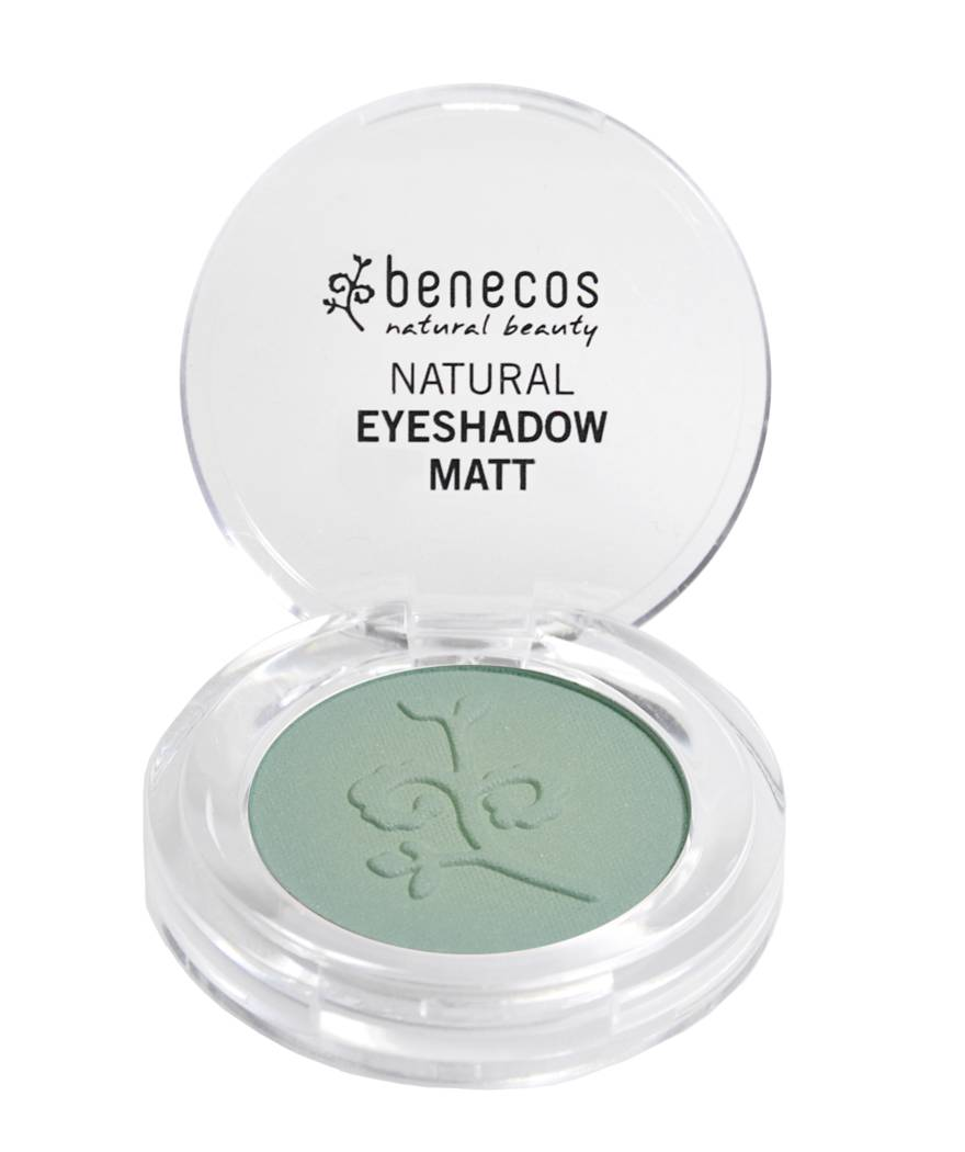 "Eyeslipsface ""Mono Green Lagoon vert lagon mat BIO - BENECOS (228 41 303) 2"""