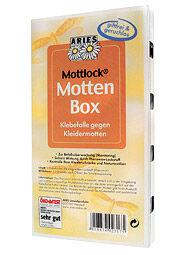 "Eyeslipsface ""Mottlock® Mitbox Piège à Mites textiles -1 piège -ARIES (07651002) 1"""