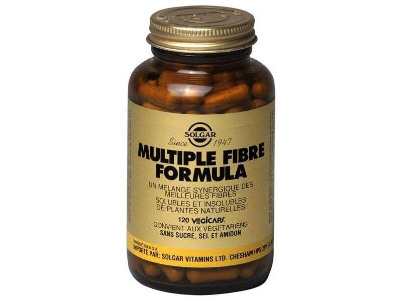 "Eyeslipsface ""Multiple Fibre Formula - 120 capsules - SOLGAR (0000) 120"""