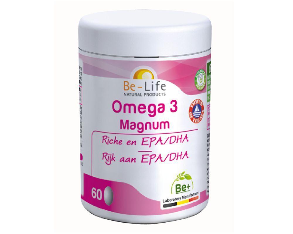 "Eyeslipsface ""Oméga 3 500 90 capsules – BE-LIFE (27003011) 90"""