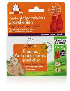"Eyeslipsface ""Pipettes grand chien x2 -ANIBIOLYS (11251075) 2"""