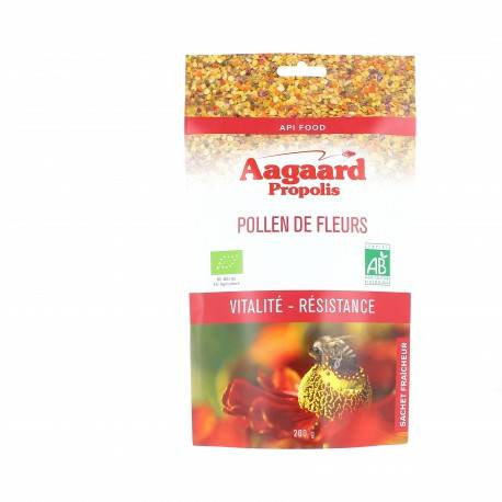 "Eyeslipsface ""Pollen de fleurs Bio - AAGAARD (02909200) 200"""