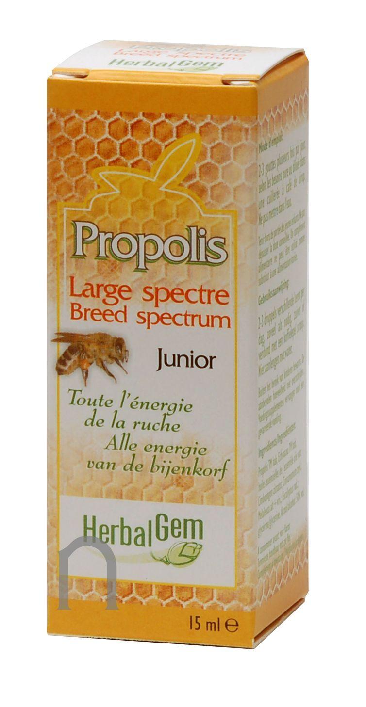 "Eyeslipsface ""Propolis Large Spectre Junior - 15ml -HERBALGEM (0000) 15"""
