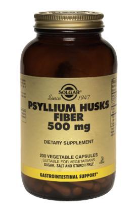 "Eyeslipsface ""Fibre de Cosses de Psyllium 500 mg - SOLGAR (22.5593) 200"""