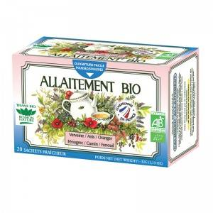 "Eyeslipsface ""Tisane Allaitement Bio - ROMON NATURE (00503090) 20"""