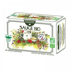 "Eyeslipsface ""Tisane Sauge Bio - ROMON NATURE (00519108) 20"""