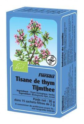 "Eyeslipsface ""Tisane de Thym - 15 sachets -SALUS (2.8199) 15"""