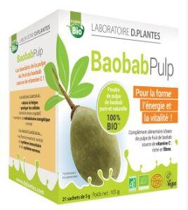 "Eyeslipsface ""Baobab pulp - D-PLANTES (14.5024) 21"""