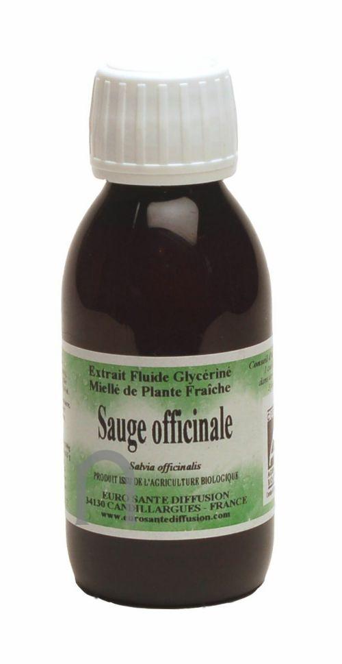 "Eyeslipsface ""EFGM Sauge Officinale - 125 ml - ESD / PHYTOFRANCE (7.6540) 125"""