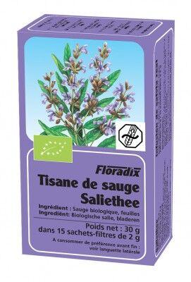 "Eyeslipsface ""Tisane Sauge -15 sachets -SALUS (2.8199) 15"""