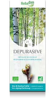 "Eyeslipsface ""Dépurasève - Sève de bouleau- 250ml - HERBALGEM (11.6825) 250"""