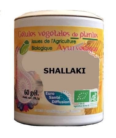 "Eyeslipsface ""Boswellia Shallaki - 400 mg - 60 gélules - ESD / PHYTOFRANCE (0000) 60"""