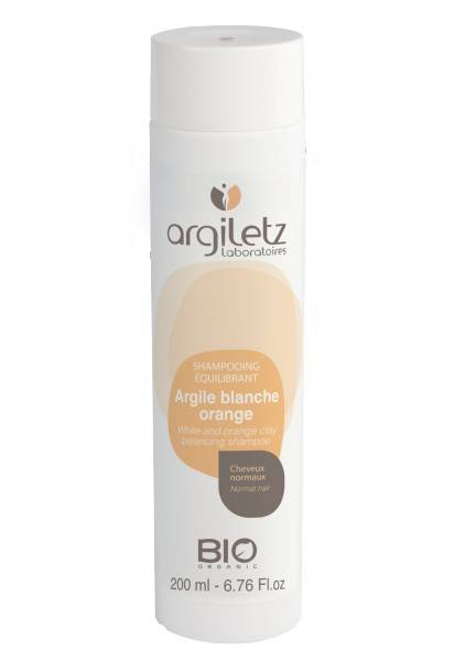 """Eyeslipsface """"Shampooing Equilibrant cheveux secs Bio-200ml -ARGILETZ (0000) 200"""""""