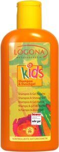 "Eyeslipsface ""Shampooing & Gel Douche - Kids - 200 ml -LOGONA (6.9649) 200"""