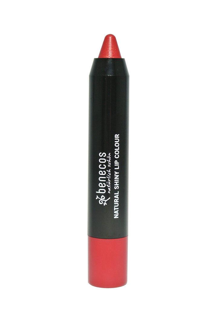 """Eyeslipsface """"Rouge à lèvre brillant bordeaux (silky tulip) BIO- BENECOS (228 41 232) 1"""""""