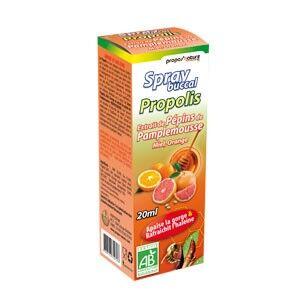 """Eyeslipsface """"Spray Buccal Propolis - Extrait de pépins de Pamplemousse, miel,- PROPOS NATURE (7.1706) 20"""""""