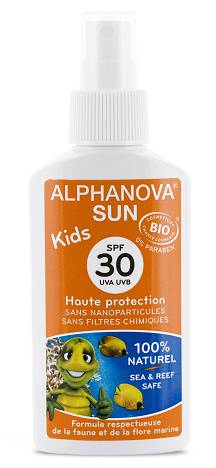 "Eyeslipsface ""Solaire kids SPF 30 Bio- 125g -ALPHANOVA (17835006) 125"""