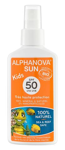 "Eyeslipsface ""Solaire Kids SPF 50 Bio- 125g -ALPHANOVA (17835012) 125"""