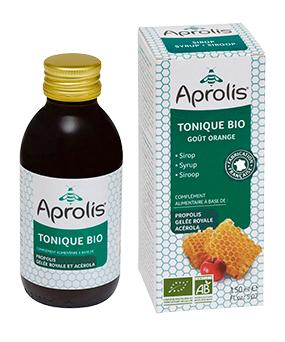 "Eyeslipsface ""Tonique sirop Bio : miel, propolis, gelée royale- 150ml -APROLIS (13709040) 150"""
