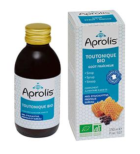 "Eyeslipsface ""Toutonique sirop apaisant Bio : Miel d'eucalyptus, propolis, sureau_ 151ml -APROLIS (13709045) 151"""