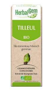 "Eyeslipsface ""Tilleul Macérat de bourgeon Bio-15- 15 ml -HERBALGEM (9.2654) 15"""