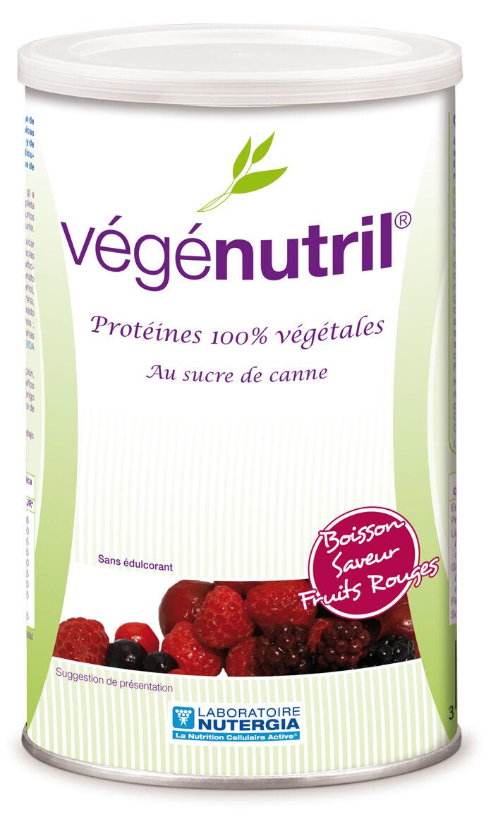 "Eyeslipsface ""Vegenutril Boisson Fruits rouges -300 g -NUTERGIA (15.7109) 300"""
