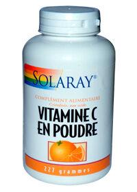 "Eyeslipsface ""Vitamine C en poudre Non acide 227 grammes-SOLARAY (0000) 227"""