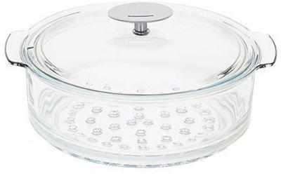 Cristel Cuiseur vapeur CRISTEL verre 24 cm avec