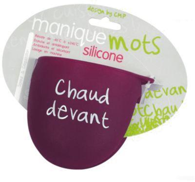 Cook Concept manique COOK CONCEPT mots silicone