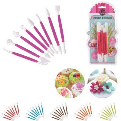 Lilly Cook Ustensile LILLY COOK pour deco cupcakes