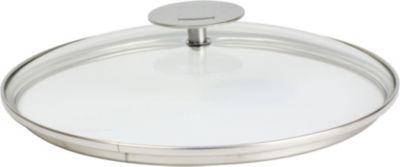 Cristel Couvercle CRISTEL Platine 24cm verre