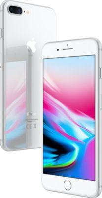 Apple Smartphone APPLE iPhone 8 Plus Argent 64