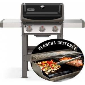 Weber Barbecue WEBER Spirit II E-310 Gas Grill - Publicité
