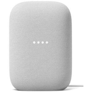Google Assistant vocal GOOGLE Nest Audio Galet - Publicité