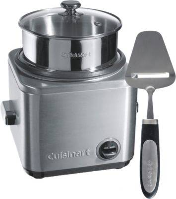 Cuisinart Cuiseur Riz CUISINART P1121E + tranche à
